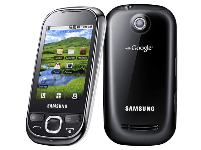 Samsung Galaxy 5 Android Secundaria
